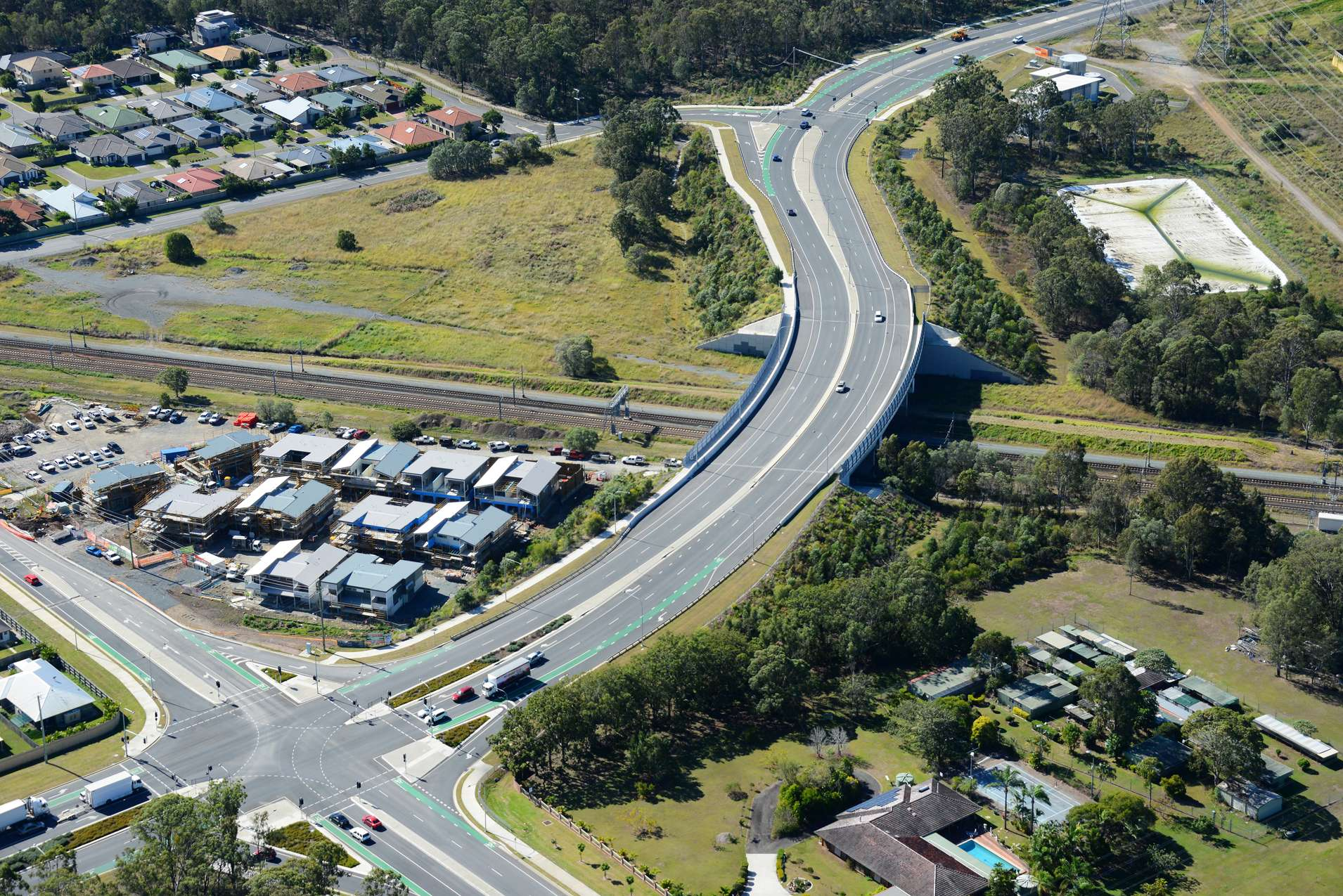 Pacific Motorway Upgrade – Springwood South to Daisy Hill
